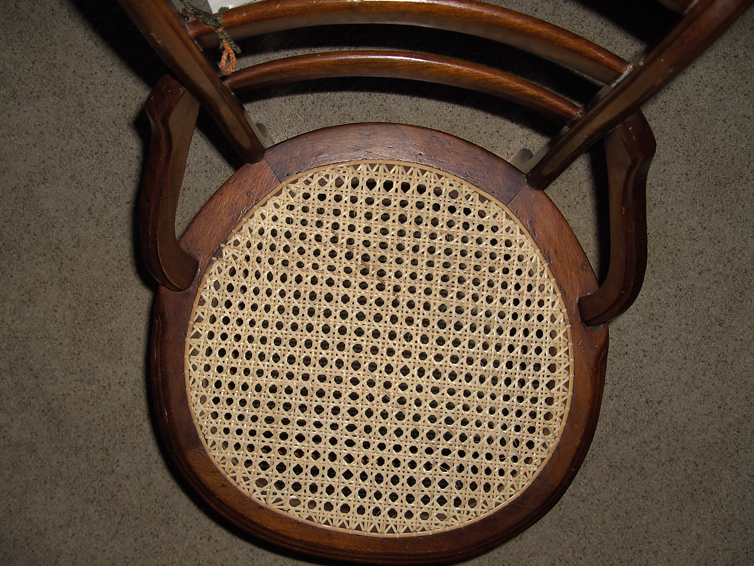Woven Chair Seat Repair